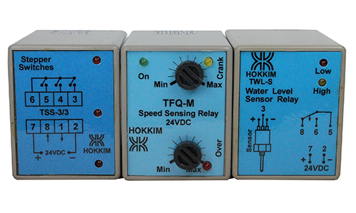 T Series Control Relays